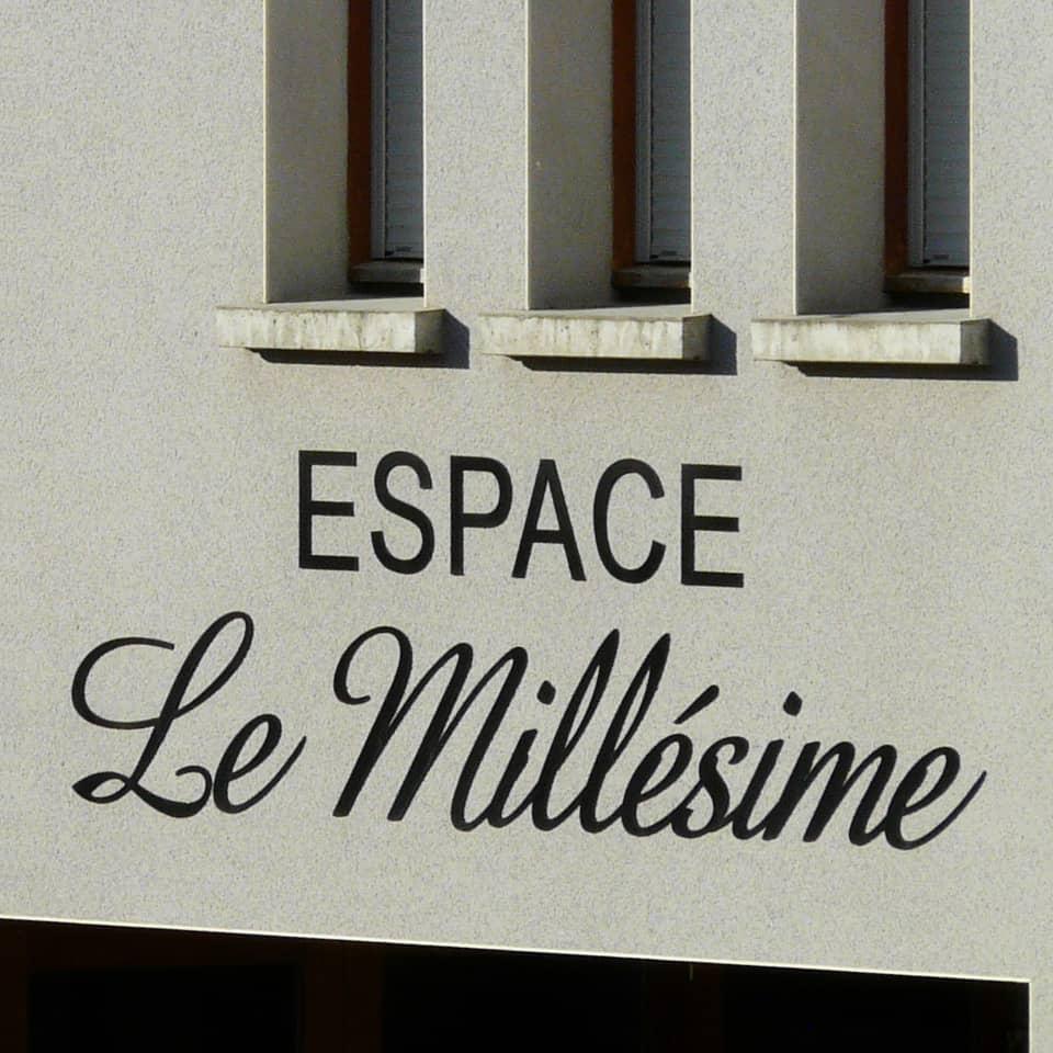 """Espace culturel et d'animation """"Le Millésime"""" à Crozes Hermitage"""